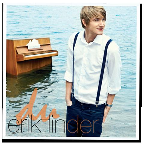 """Erik Linder ny singel """"Du"""""""